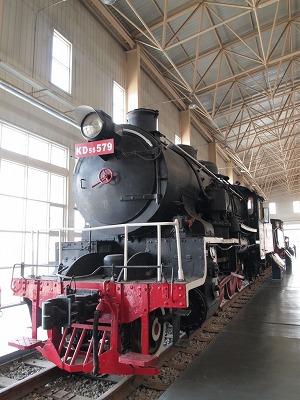 KD55型579号蒸気機関車(1m Gauge)