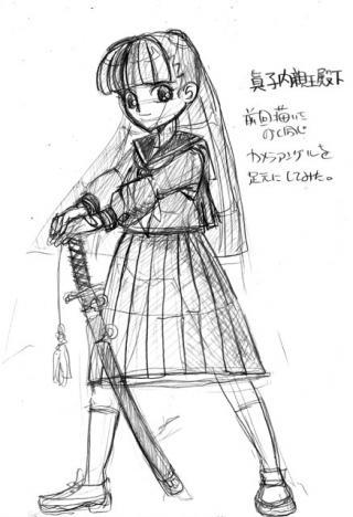 眞子さまアイデアスケッチ02