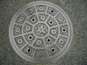 京都マンホール・JIS規格