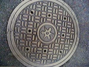 京都マンホール・JIS規格2