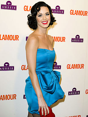 sixth annual Glamour Women of the Year katy_perry