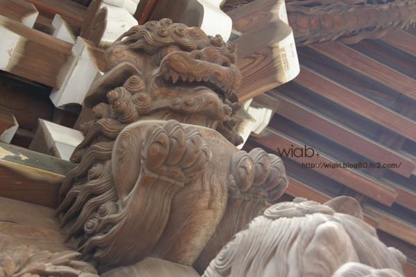 この木彫り達はすごいね!! 日本も捨てたモンじゃねー