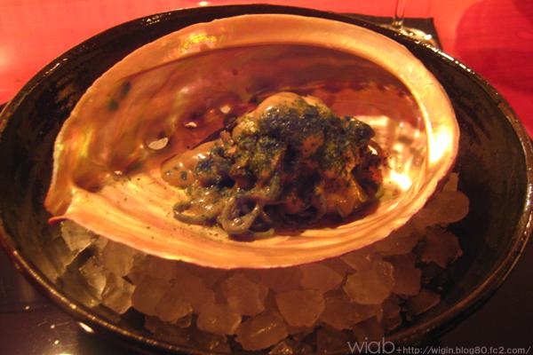 これは本っっ当に美味しかった!! 海藻の蕎麦らしいんだけど食べたこと無い味。 感動しました。