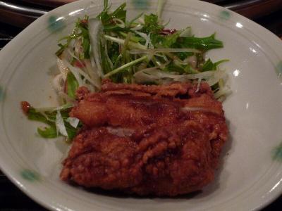 8.鶏ピリ辛揚げ