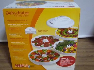 3.食品乾燥機の外箱