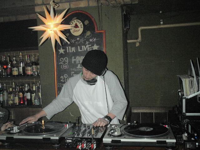 DJ MASARU!!