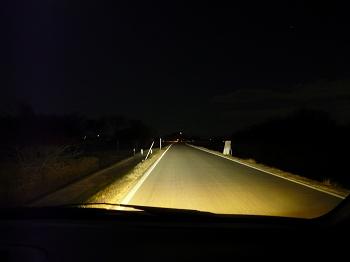 走行用前照灯