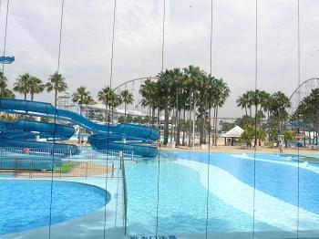 ナガシマ海水プール