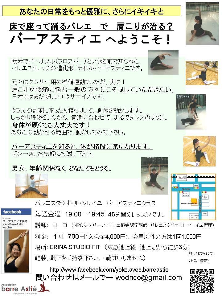 flyer @Ikegami