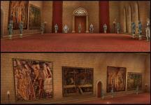 マルセイユの宮殿
