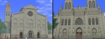 広場前教会・普通の教会
