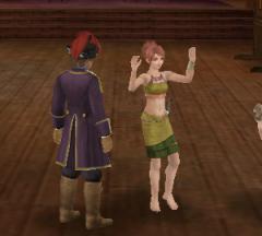 たんぽぽの踊り子