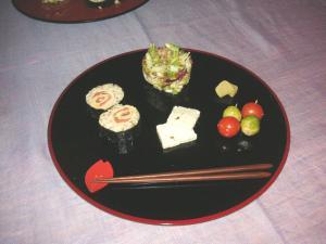 寿司の具がずれるのは何故なのか