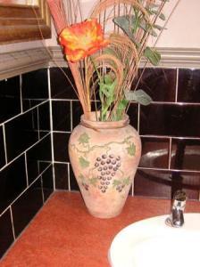 トイレの花瓶