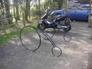 駐輪場のわっか