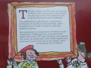 ヘンリー8世が帰ってくる