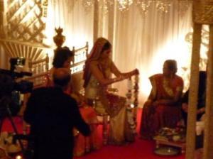 bride is
