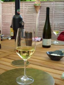 ワインがうまい