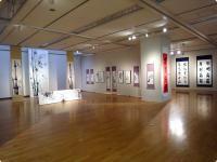ギャラリー立体展示区画