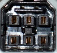Xenonアダプター入力形状