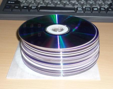 廃棄Disc