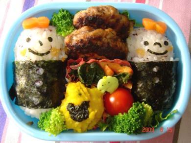 2009年6月15日のお弁当
