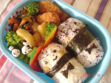 2009年9月10日のお弁当