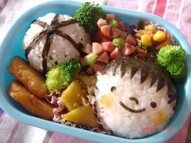 2009年9月14日のお弁当