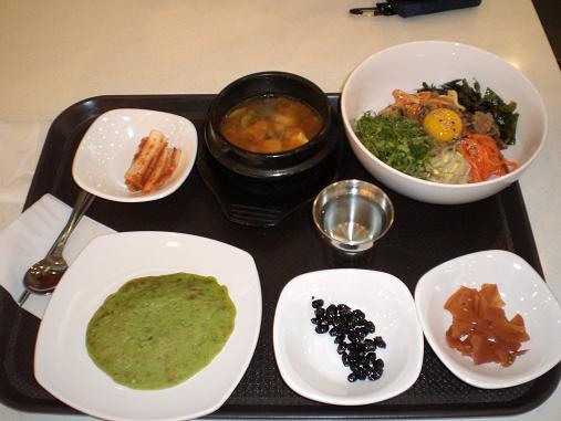 *韓国の〆の食事~*