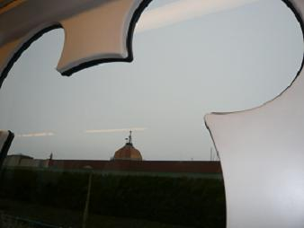 *窓も可愛い~*