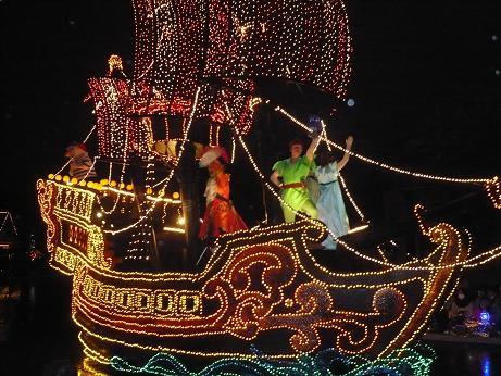 *海賊船なの?かな?*