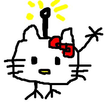 キティーちゃん?