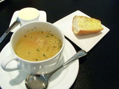 20110617 st.Grace 本日のスープとパン