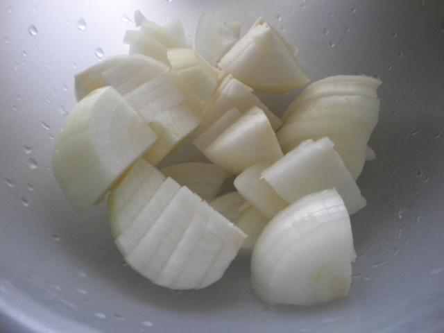 スリランカ風カレー3