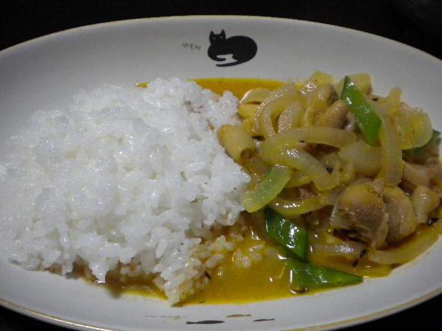 スリランカ風カレー9