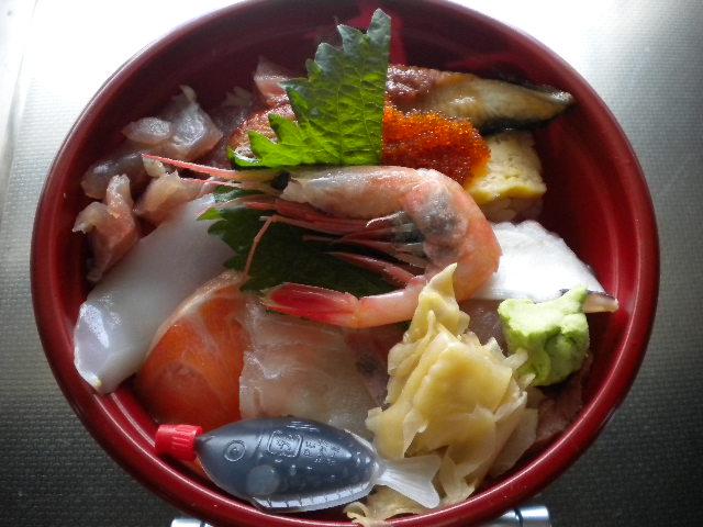 えびす大黒(持帰り海鮮丼)