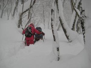2009.1.11 ~12 比婆山  017