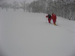 2009.1.24  深入山 006