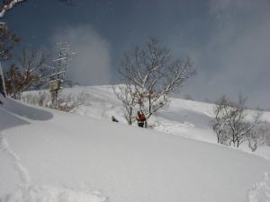 2009.1.24  深入山 014