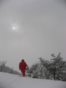 2009.1.24  深入山 029