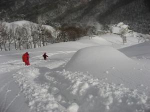 2009.1.24  深入山 036