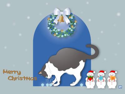 2005年のクリスマス