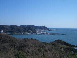 葉山港かな?