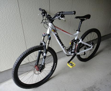 自転車の 自転車 高さ ハンドル : トレイルライド~ツーリング ...