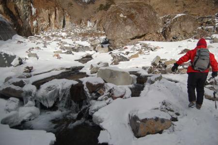 13雲竜渓谷