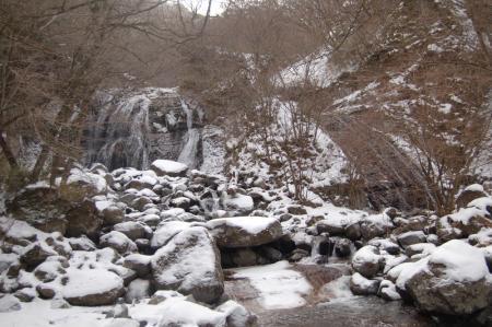 ホウコウ・ヘキレキの滝