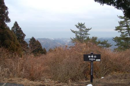 28神峰山頂