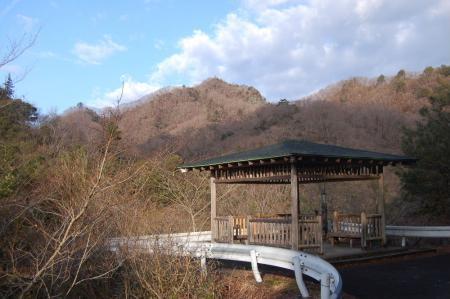 ... ・猿渡ヶ沢から無名峰の散策