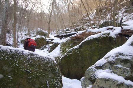 16女の川コース