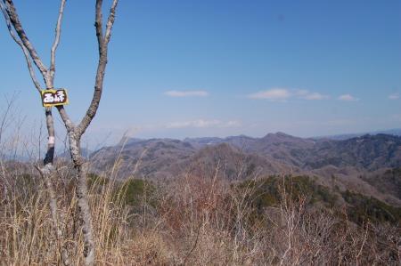 10おかめ山・西峰